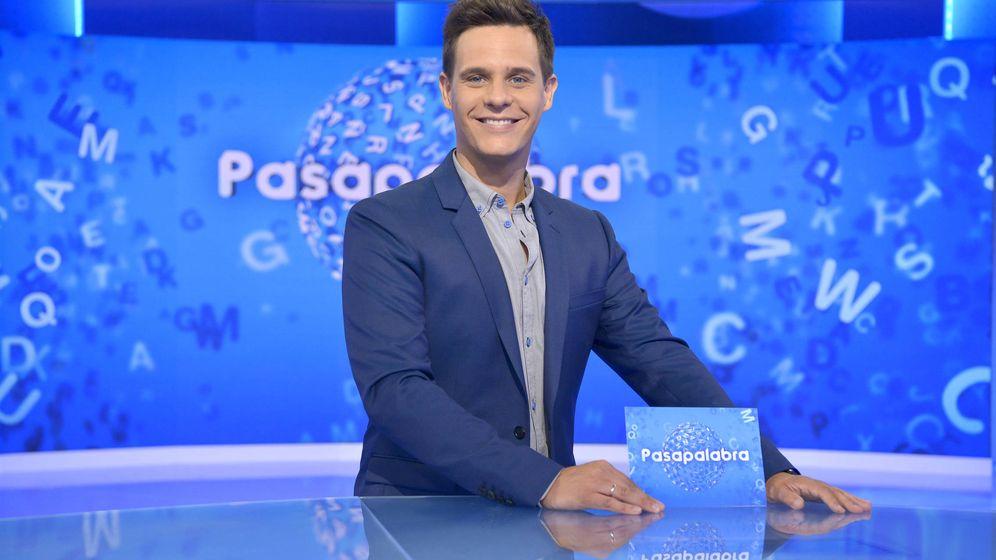 Foto: El presentador Christian Gálvez. (Mediaset)