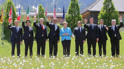 Varufakis calienta el G7 exigiendo que Merkel  ofrezca esperanza, como hizo EEUU en 1946