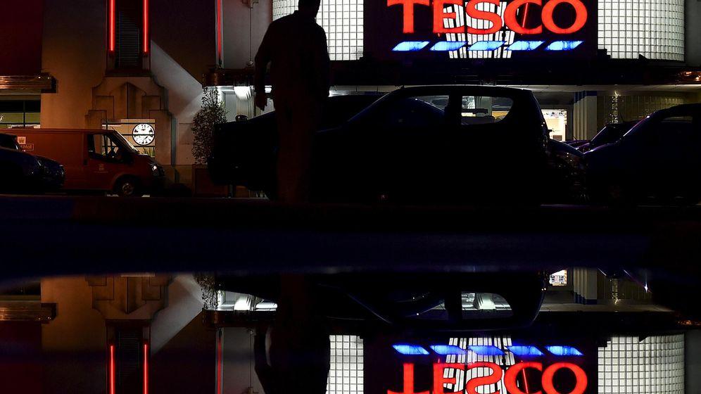 Foto: Tesco acaba pagando en bolsa sus pérdidas históricas: cede más de un 5%
