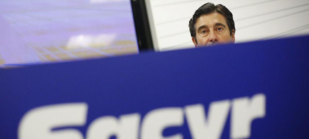 Foto: El presidente de Sacyr. Manuel Manrique. (Reuters)