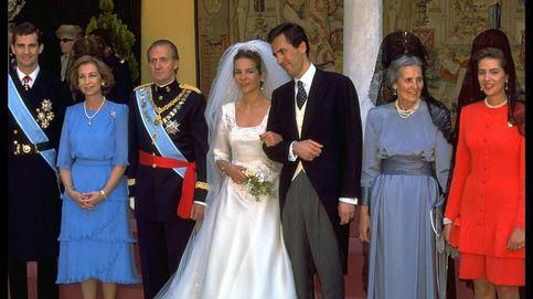 De la novillada a los zafiros: lo que olvidaste de la boda de la infanta Elena y Marichalar