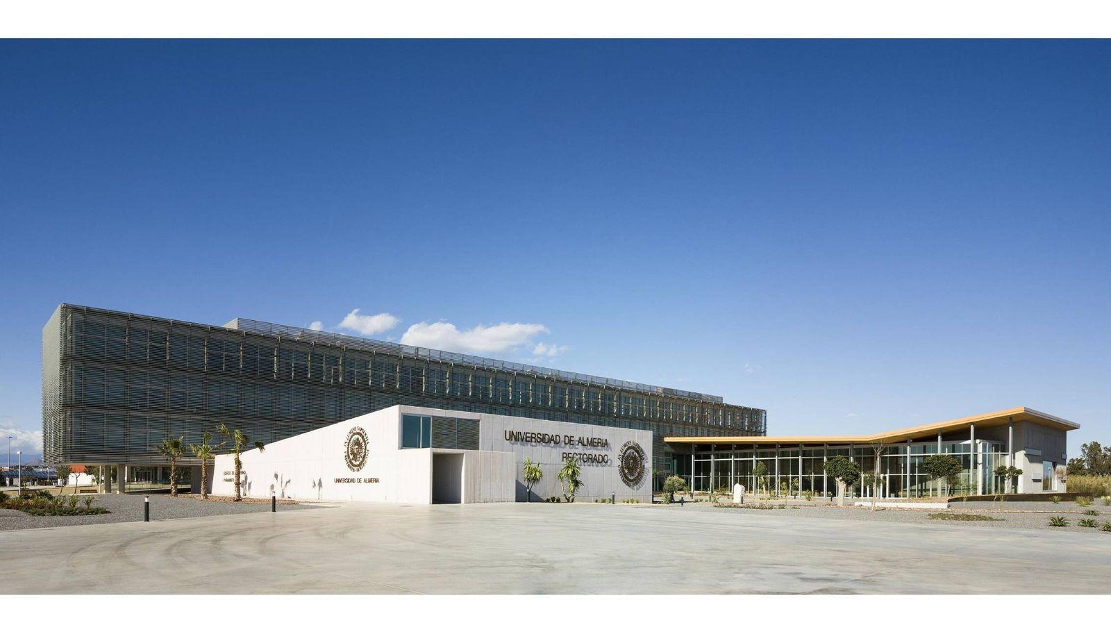 Foto: Universidad de Almería. (Página web de FAQ)