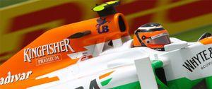 Los pilotos de Force India y Caterham, únicas dudas en la parrilla de 2013
