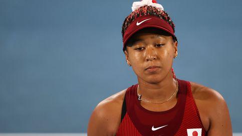 Naomi Osaka se despide de sus Juegos y deja al tenis femenino huérfano de favoritas