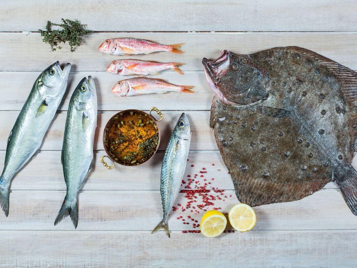 Foto: Las grasas y proteínas del pescado también cuentan para la dieta keto (Foto: iStock)