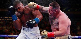 Post de Andy Ruiz vs Anthony Joshua: