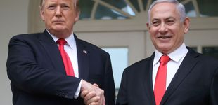 Post de Netanyahu promete llamar a un pueblo