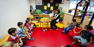 Foto: ¿Por qué no hay docentes varones en las aulas de educación infantil?