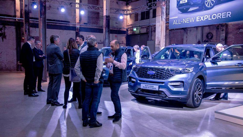 Foto: Ford electrificará pronto todos sus modelos