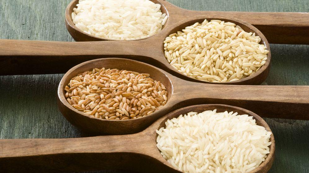 Foto: Diferentes tipos de arroz. (iStock)
