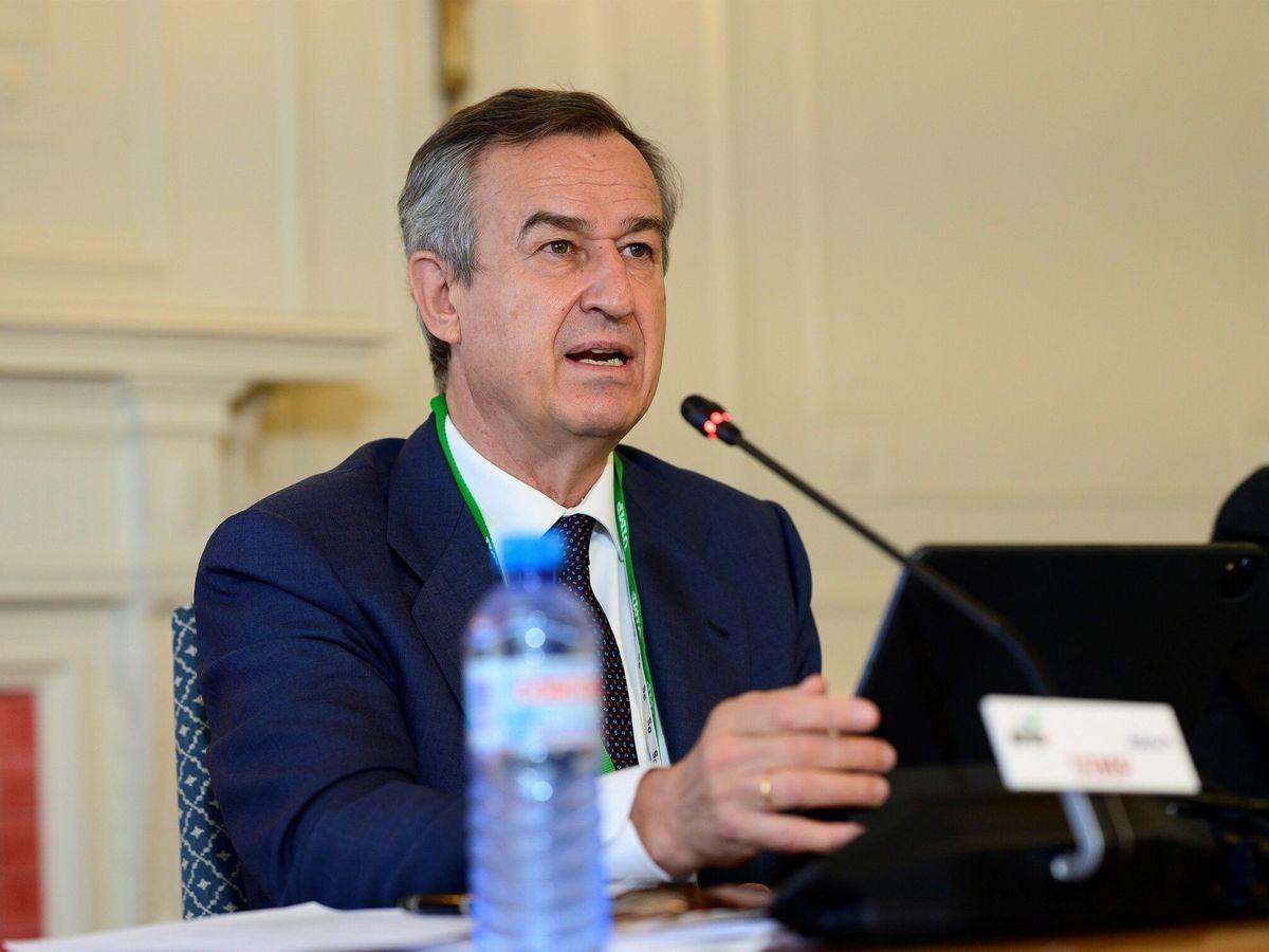 Foto: César González-Bueno, consejero delegado del Sabadell. (EFE)