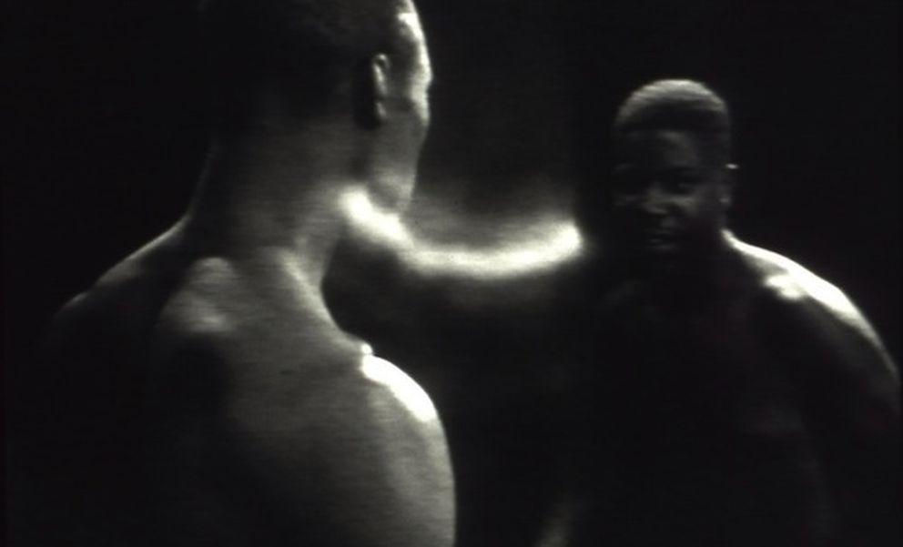 Imagen del cortometraje 'Bear', de Steve McQueen