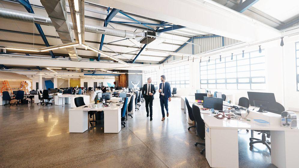Foto: ¿Crees que pasa en tu oficina? (iStock)