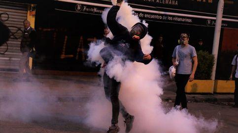 Coronavirus al otro lado del Atlántico y las protestas en Chile: el día en fotos