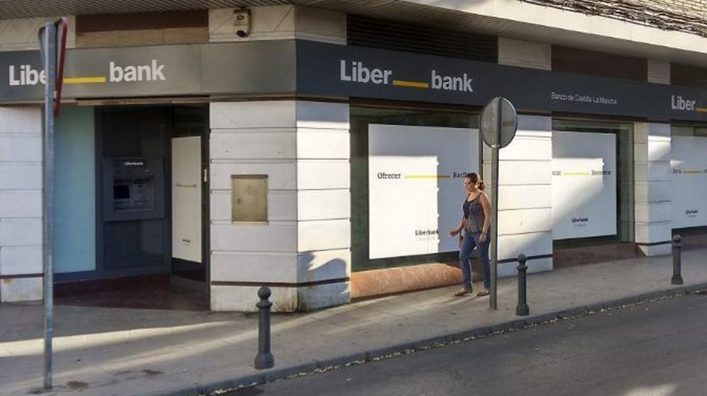 Foto: Una oficina de Liberbank.