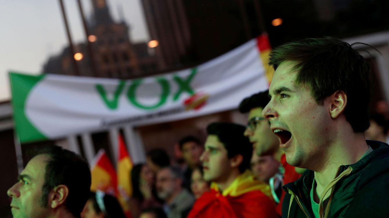 Las afiliaciones masivas de Vox tocan techo: de 4.000 a la semana a solo 200