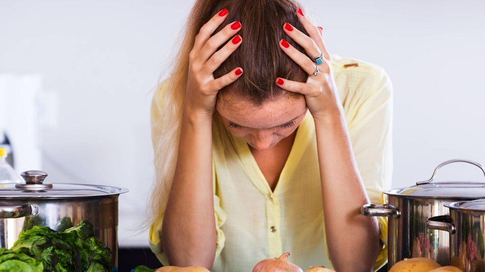 Foto: Una mujer con problemas de salud. (iStock)