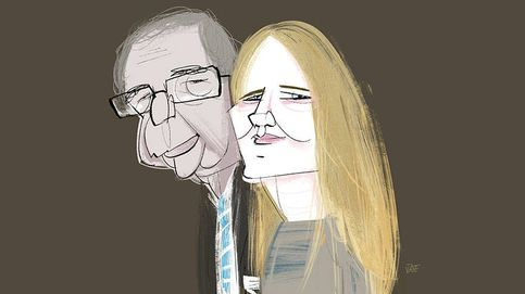 Isabel Sartorius, César Alierta y la canción de Serrat