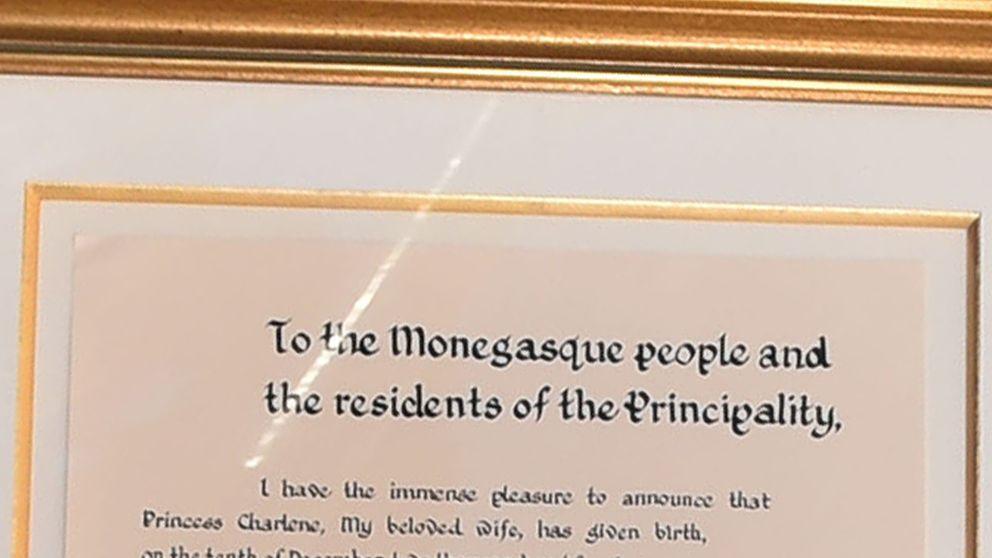 Mónaco proclama al príncipe heredero Jaime