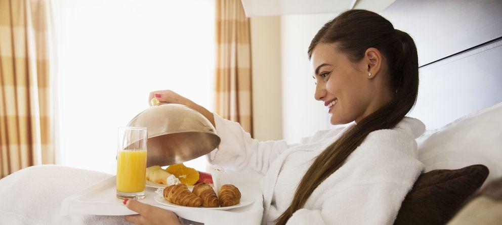 Foto: ¿Está detrás de un buen desayuno el secreto del éxito? (Corbis)