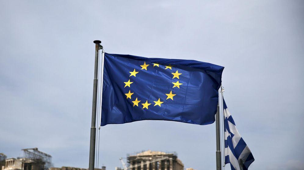 Foto: Grecia como mensaje