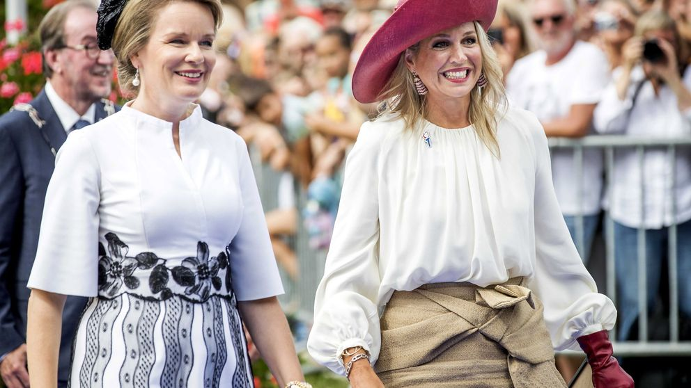De Máxima de Holanda a Matilde de Bélgica: cónclave de royals en la ONU