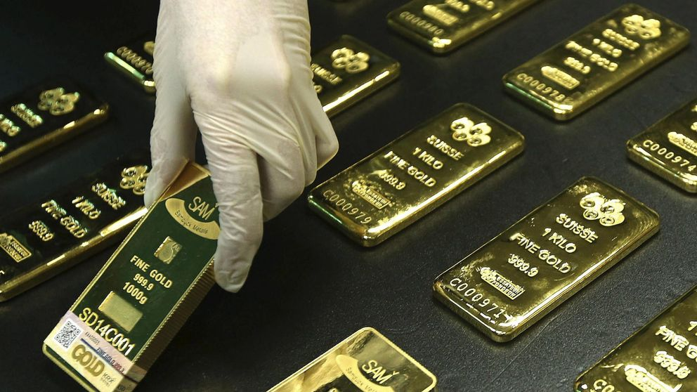 ¿Puede irse el oro a los 2000 dólares?