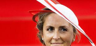 Post de Claire de Bélgica, la princesa que sufre una grave enfermedad además del covid-19