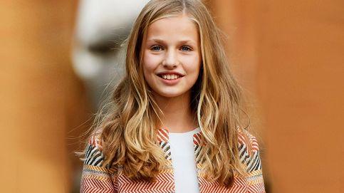 Álbum: la evolución del estilo de Leonor, de niña clásica a jovencita a la moda