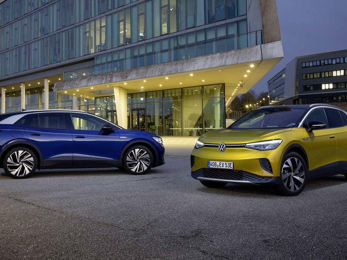Foto: Llega el segundo modelo de la familia numerosa ID de Volkswagen, el todocamino ID.4.