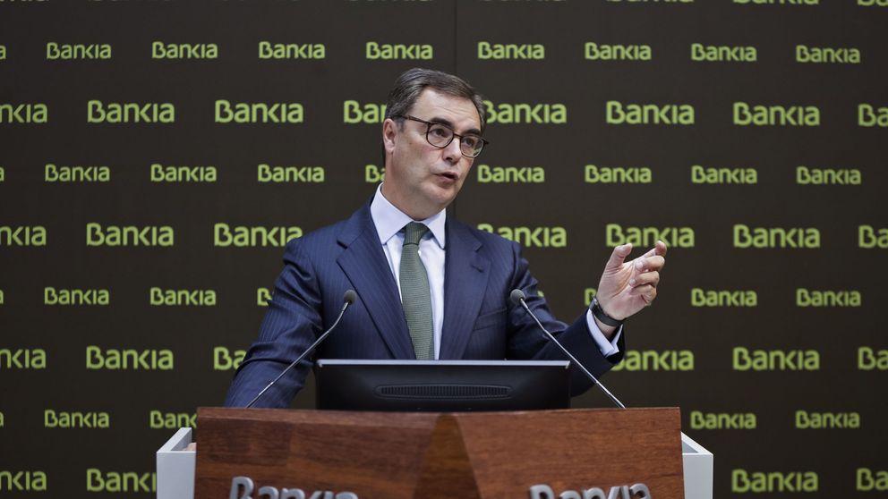 Bankia defiende al BdE tras los correos del inspector sobre su viabilidad