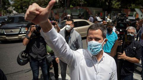 Guaidó abre la puerta a la negociación con el Gobierno de Maduro