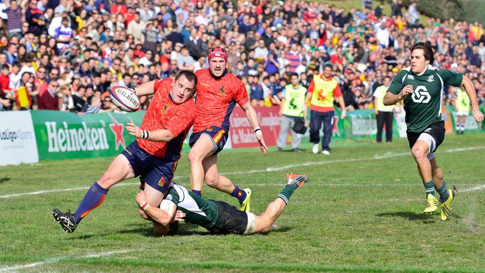 Los valores de España de rugby se alquilan por 50.000 euros