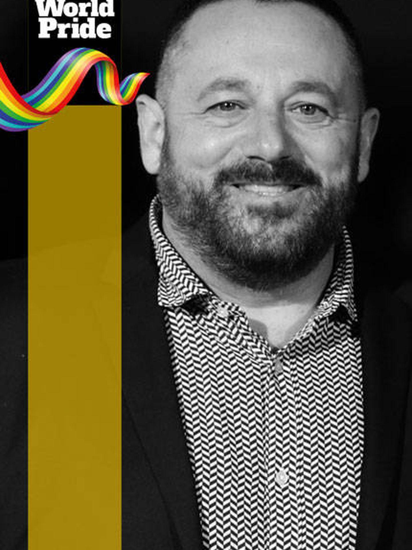 Orgullo LGTBI 2017: Pepón Nieto.