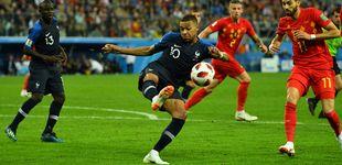 Post de Mbappé arranca y Griezmann manda: así llega Francia a la final de un Mundial