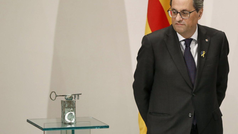 Torra se queda más solo porque Puigdemont se lava las manos en el tema Presupuestos