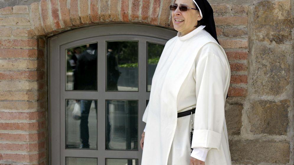 Foto: La monja dominica Lucía Caram en una imagen de archivo. (EFE)