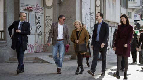 Carmena rompe con el pasado y acelerará la concesión de licencias urbanísticas