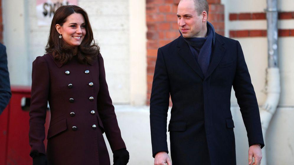 Foto: Los duques de Cambridge en Oslo. (Reuters)