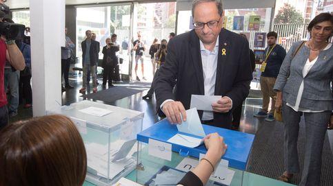 Elecciones municipales 2019: Torra defiende a Junqueras y Forn y reivindica votaciones en igualdad de condiciones