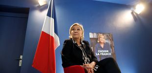 Post de Le Pen se frota las manos con la crisis de los chalecos amarillos de cara a las europeas
