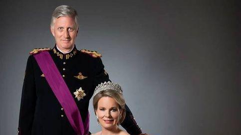 Matilde de Bélgica, más reina que nunca en sus nuevas fotos oficiales