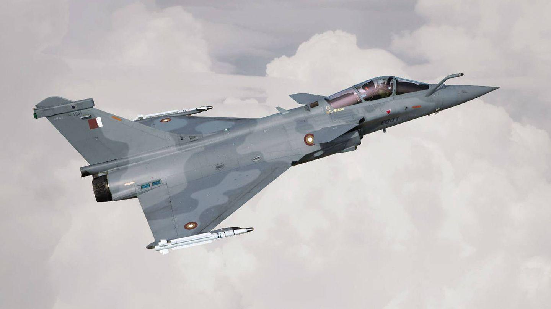 Rafale de la Fuerza Aérea de Qatar (Dassault)