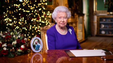 Isabel II, un discurso navideño que evita la polémica del año pasado
