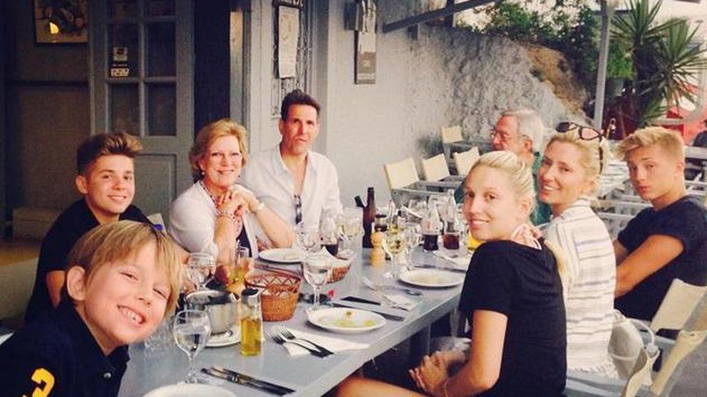 Así son las vacaciones de los hijos de Pablo de Grecia y Marie-Chantal Miller