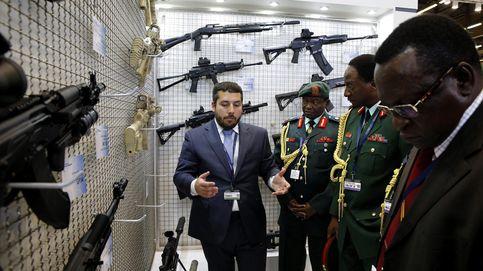 Queremos la paz: Francia será pronto el segundo exportador de armas