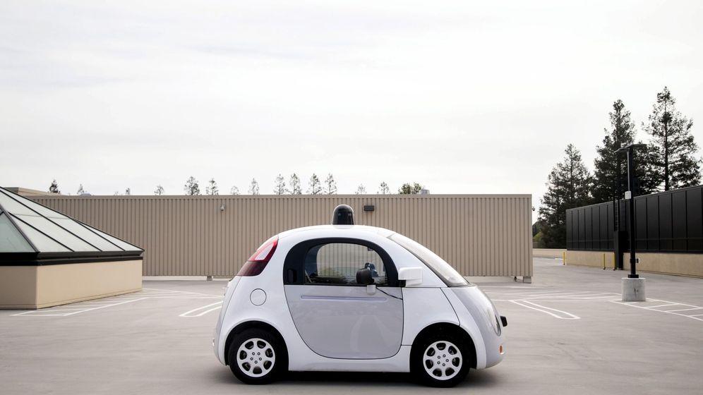 Foto: El coche autónomo de Google sufre su primer accidente (Reuters).