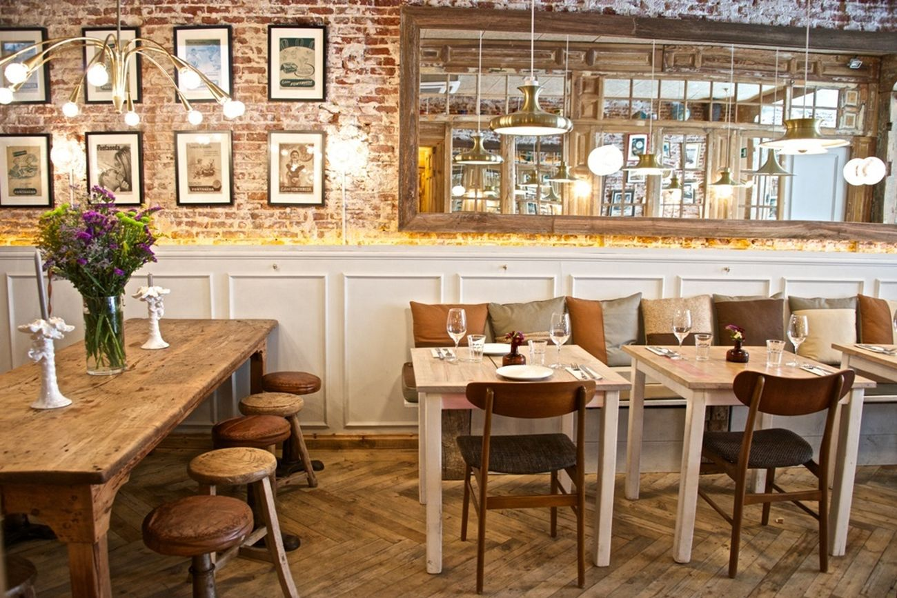 Foto: El bar Galleta, en Madrid