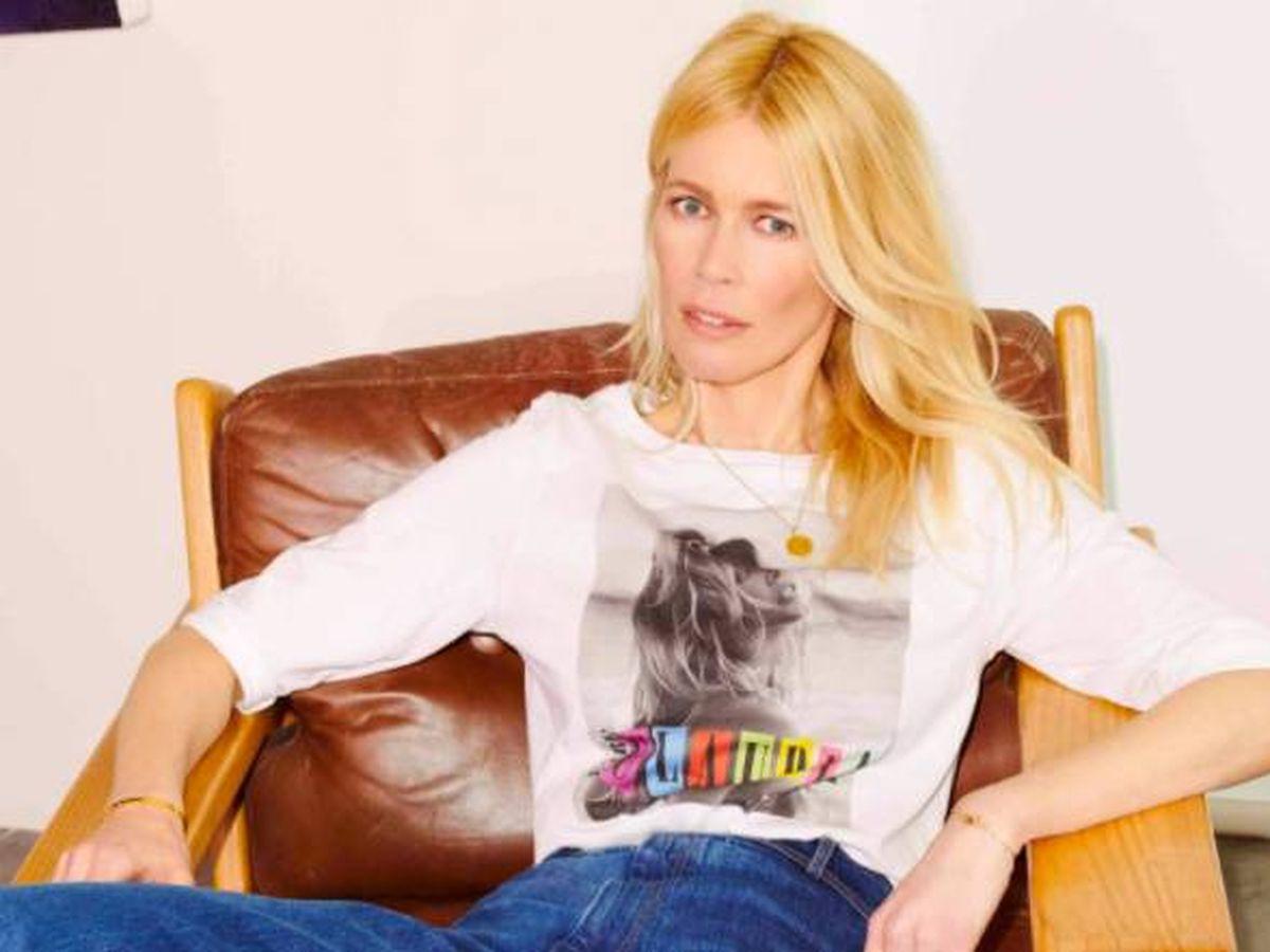 Foto: Claudia Schiffer para Être Cécile.