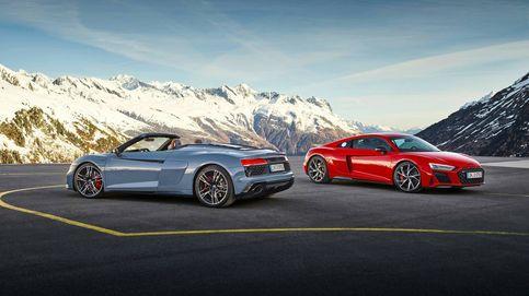 Audi le da aún más potencia a su R8 V10 Performance RWD, el de tracción trasera